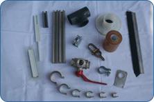 oprema za rastlinjake (PVC cevi za namakanje, ... )